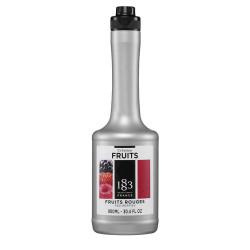 Red berries puree 0.9L