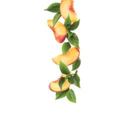 Iced tea peach syrup 1L
