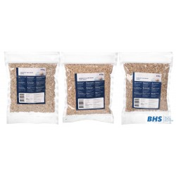 Aromatic wood chips from apple wood