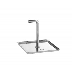 Square pusher for Culinary form 65x65