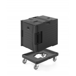Trolley for thermo container