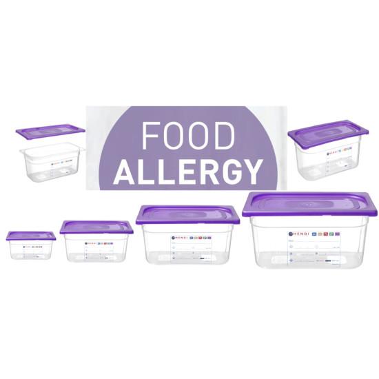 GN-toidud polüpropüleeniallergia vastu