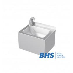 Contactless Handbasin With Sensor Operated Mixer