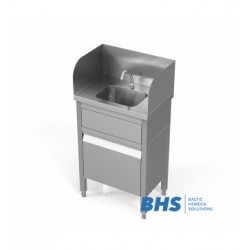 Contactless Handwash Station