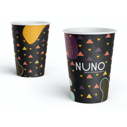 Single wall paper cup 220ml