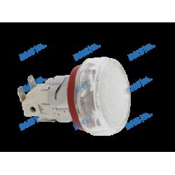 LAMP RECEPTACLE W/LAMP E14 25W 230V