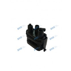 Foamer head double outlet cpl. noz. 1.9