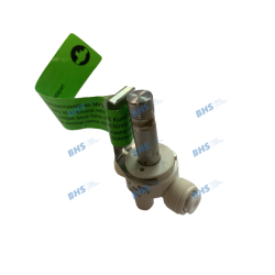 Valve without magnet
