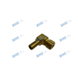 Adjustable elbow fitting M10-6 bs
