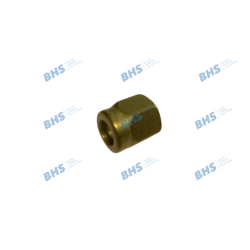 Coupling nut 6-M10 bs