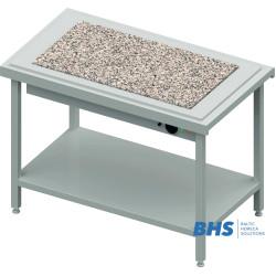 Hot granite surface 3xGN1/1