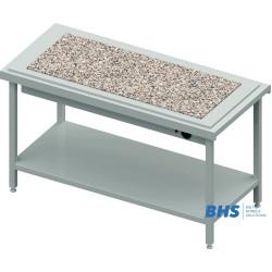 Hot granite surface 4xGN1/1