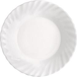 Plate Opal Glass 235 mm