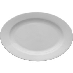 Oval plate Kaszub/Hel 240 mm