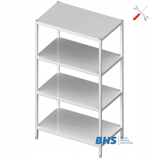 Easy assembly shelves