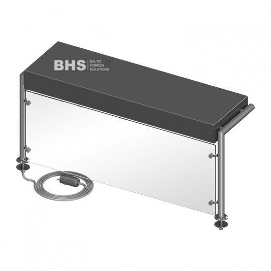 Protective glass with neutral shelf