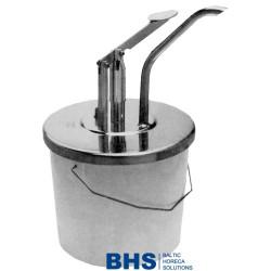 Dispenser for 5 liters bucket
