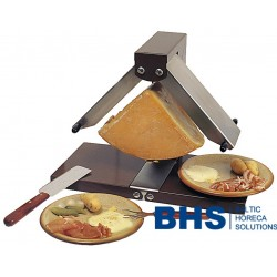 Saddleback roof raclette