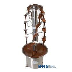 Cascade for chocolate fountain