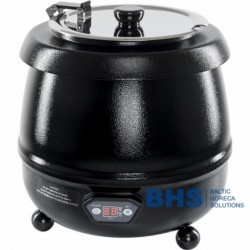 Electric soup kettle 9.0 l