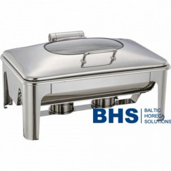 Tilting chafing dish GN1/1