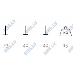 Table base AGT611/W