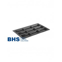 Baking mould silicone GN1/1 FINANCIER