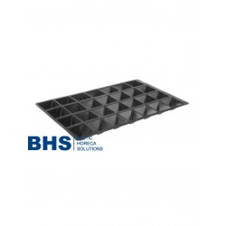Baking mould silicone GN1/1 PYRAMIDE