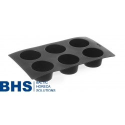 Baking mould silicone GN1/3 MUFFINS