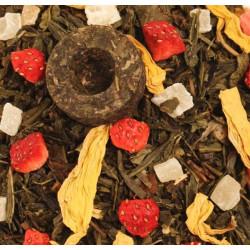 8 treasures of Shaolin roheline tee 100gr