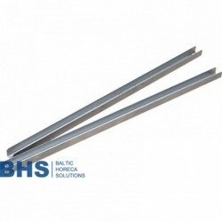 Guide bars set for tables GN1/1