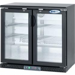 Bar display cooler 250 liters