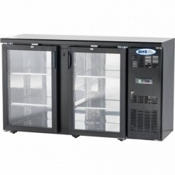 Bar display counter cooler 350 liters