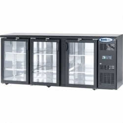 Bar display counter cooler 537 liters