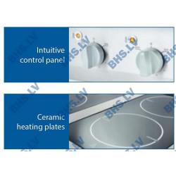 Ceramic cooktop 5.0 kW
