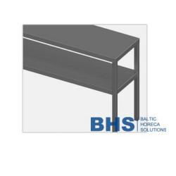 Customised layout of shelves