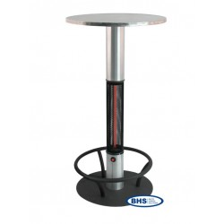 Outdoor table heater