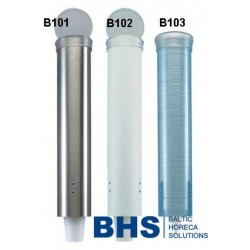 Cup dispenser B101-B103