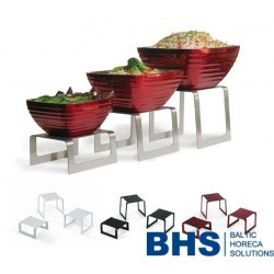 Stand for serving bowls SS