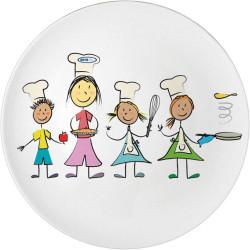 Children dish 240 mm