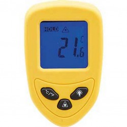 Contactless digital thermometer  -50°c÷380°c