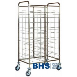 Universal trolley for 20 trays