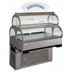 Refrigerated display case COLD SPOT Inox