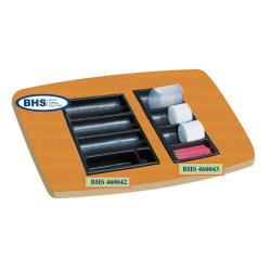 Organizer for lids D33/D34