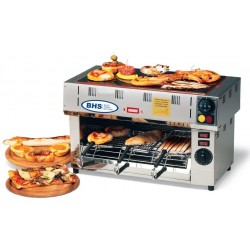 Grill oven FOPV2085Q with top