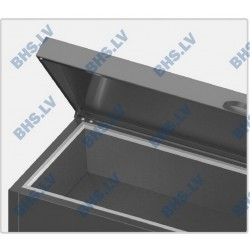 Refrigerated countertop display 1460 mm