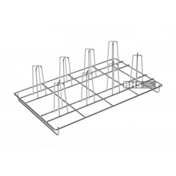 GN1/1 stainless steel grid for chicken