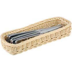 Basket  for cutlery 27 cm
