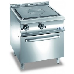 Gas stove with oven GT71O 15.0 kW