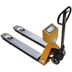 Pallet truck scale SHB 2000 kg